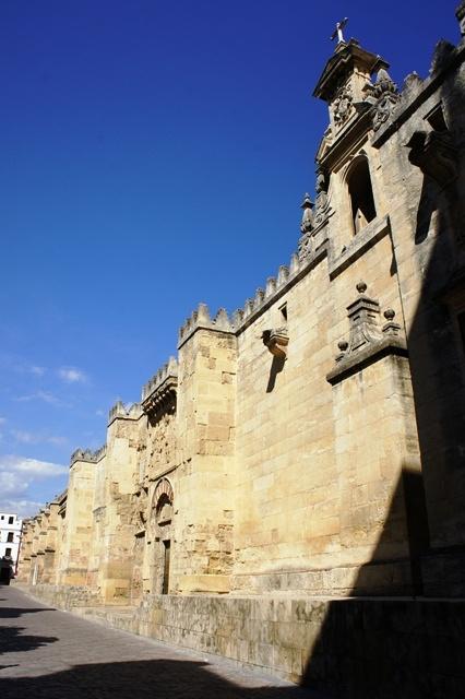 大清真寺,还是外墙。为毛没人在这里拍一部白衣大食时代的武侠片?