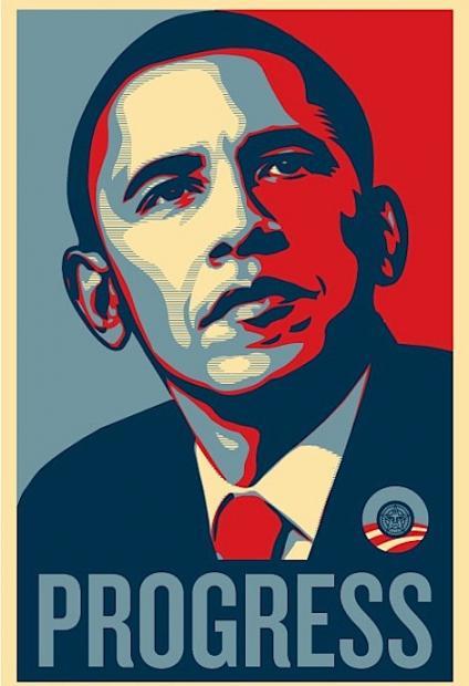 欧巴马带领美国进入后种族时代?