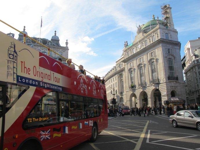 大洋国游记之三:伦敦一切皆虚无
