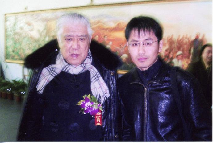 我所见到的电影大师李默然,第一个做商业广告的中国明星。因为扮演邓世昌,在邓小平被批判的时候被株连