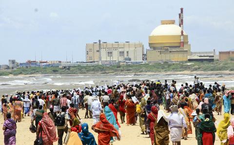 印度:核能引发的动荡