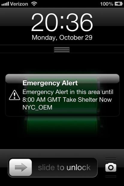 """【曼哈顿观战记】纽约亲历飓风""""桑迪"""""""