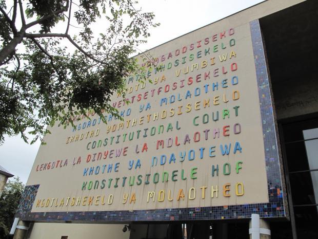 (原创)公务活动翻译的小故事9:与南非宪法法院大法官的会面 - 六一儿童 - 译海拾蚌