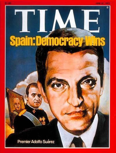 西班牙的政治改革