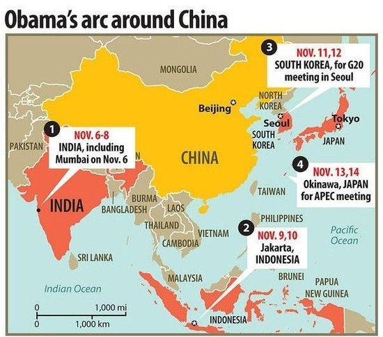 中美博弈和亚洲新冷战