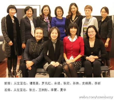 中国女企业家成功的背后