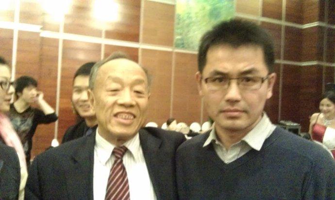 我和原外交部长李肇星时隔八年再见面,感叹时光如电
