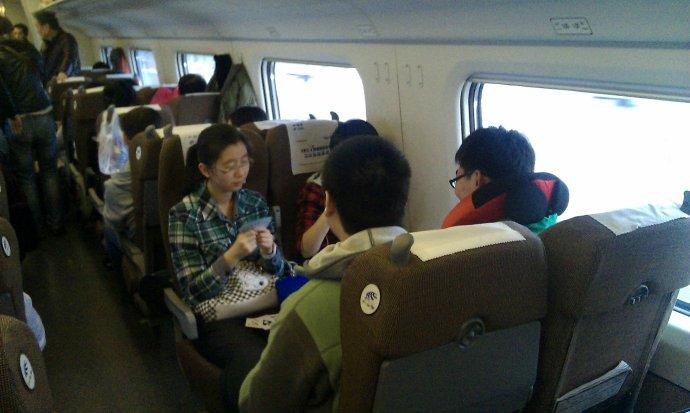 京哈动车六小时体验鈥斺斢肽盖谆氨鸷螅诘禄菸髡境龇