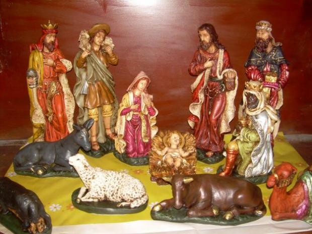 西班牙圣诞节系列——把耶稣带回家