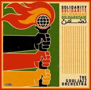 『音乐cafe』Souljazz Orchestra 之 Solidarity – 世界融合于此