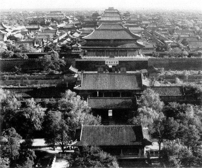 [转载]北京鸟瞰
