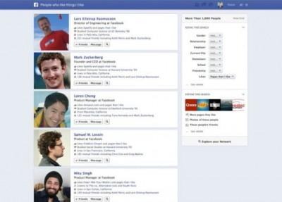 Facebook社交搜索现阶段可干嘛?扎克伯格:给狗狗过生日