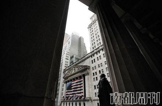 美国银行业的黑盒子