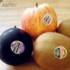 进口水果的标签代码有什么用