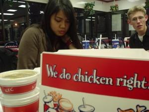 KFC,You Do Chicken Right?