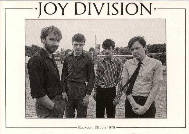 经典英国乐队介绍(一)– Joy Division