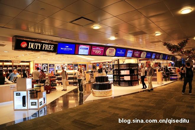 【新加坡】樟宜机场,幸福中点站