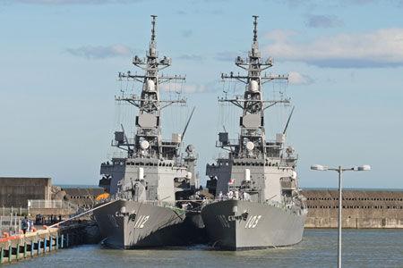 """中国应对""""雷達照射日舰""""的严重不足"""