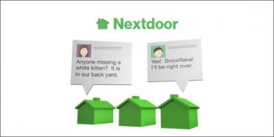 走,去Nextdoor帮对门王大妈找找刚丢的狗