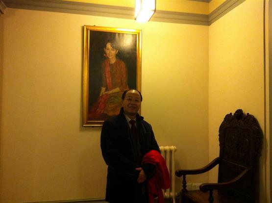 中国律师生态与政治环境——在牛津大学的演讲