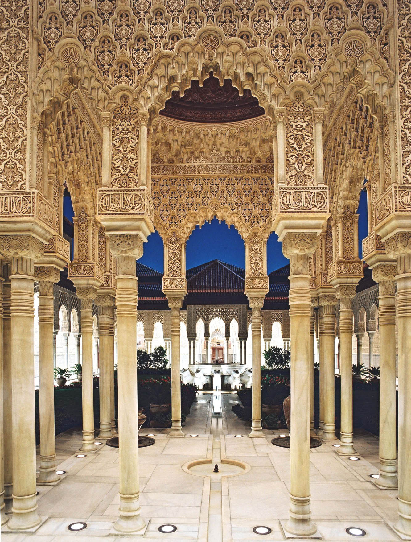 阿尔汗布拉宫的回忆