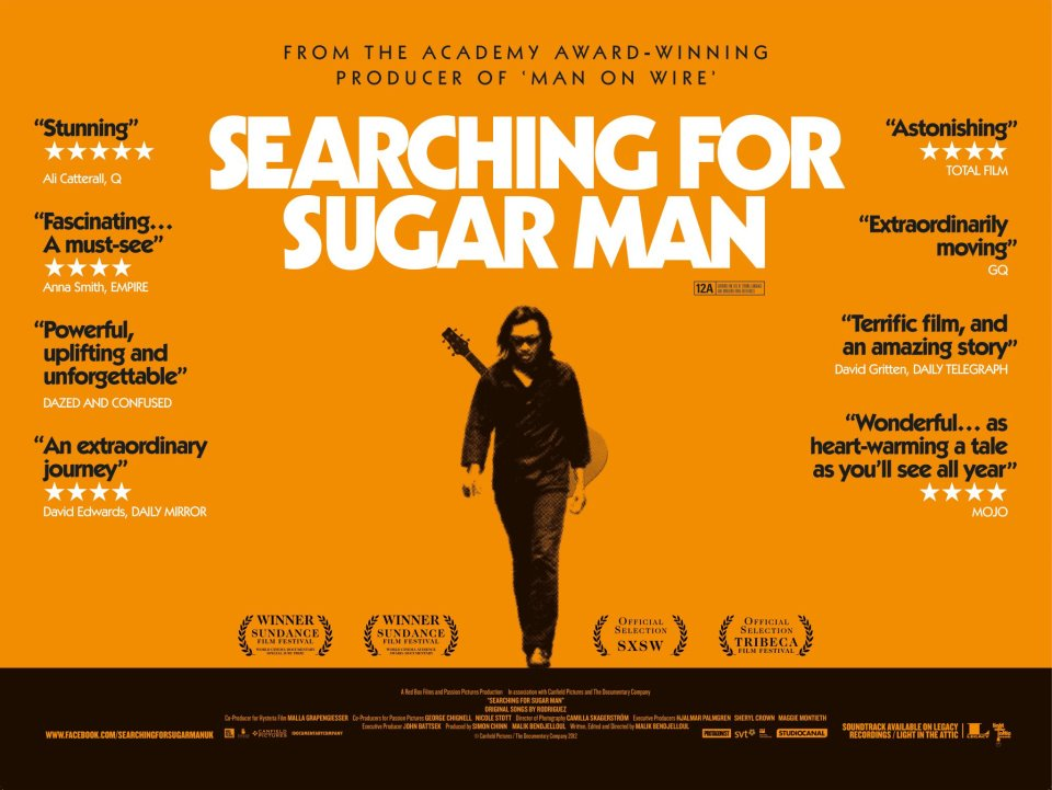 Searching for Sugar Man – 关于传奇的传奇