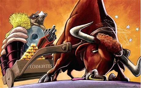 大宗商品牛市的铜故事