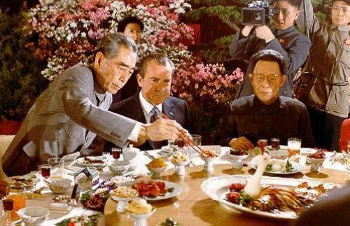 尼克松舌尖上的中国