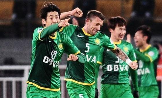 中超4队首次在亚冠一轮保持不败