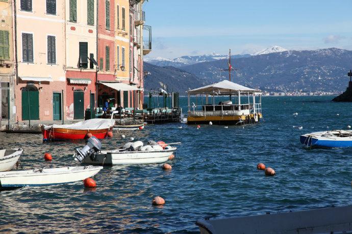 地中海最美的地方 – Portofino