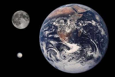 寻找太阳系的疆界 (四)