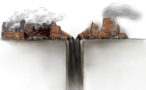 中国:十年漠视地下水