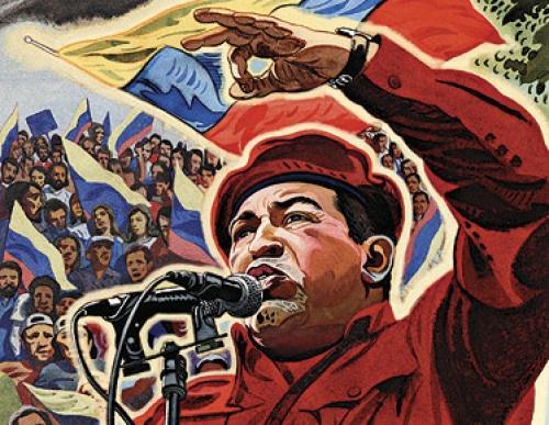 拉丁美洲革命尚未成功
