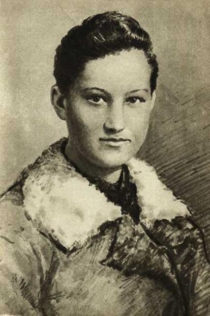 苏联女英雄卓雅之死