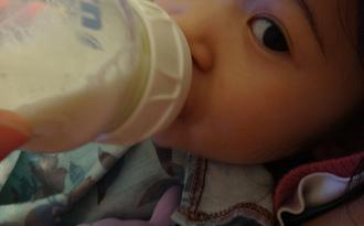 """""""两会""""热议中国婴幼儿奶粉危机"""