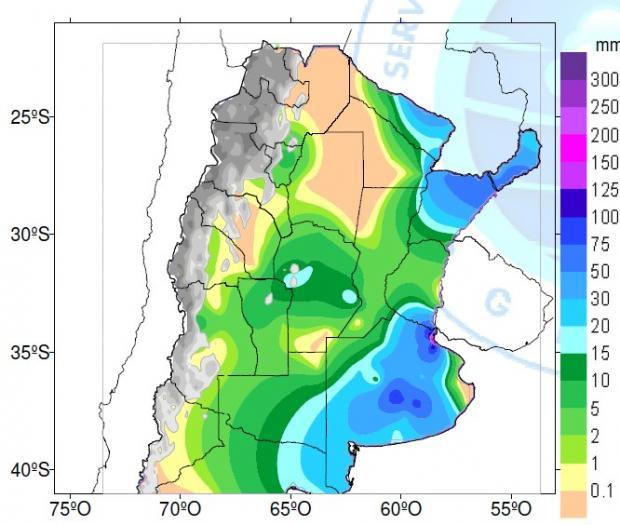 """阿根廷的""""721""""暴雨"""