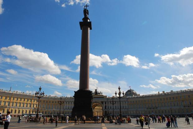 追忆黄金年代——圣彼得堡印象