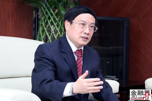 """就中国银行业若干热点问题接受""""金融界""""专访"""