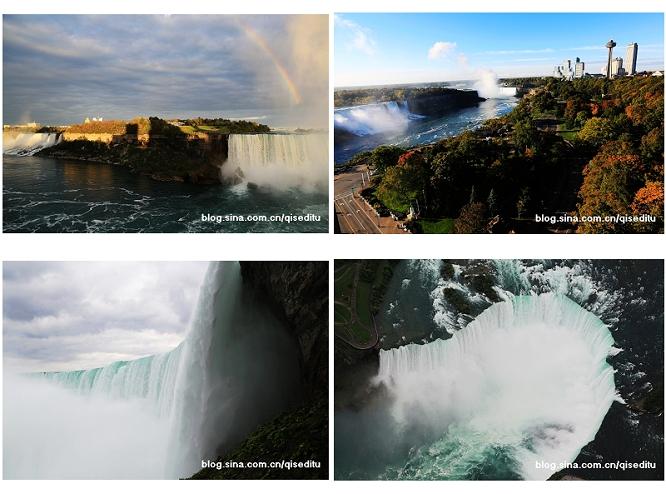 【加拿大】看不尽的尼亚加拉大瀑布(40幅)