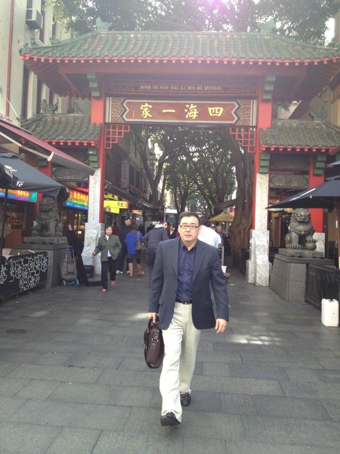 访澳中国游客为啥不去唐人街?