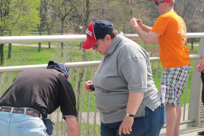 美国的美女少胖女多