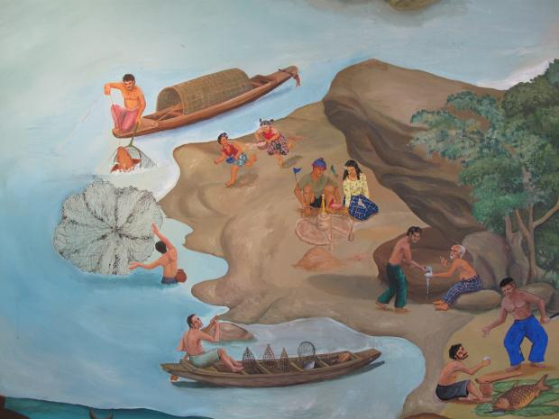 湄公争坝之一:寻找河神