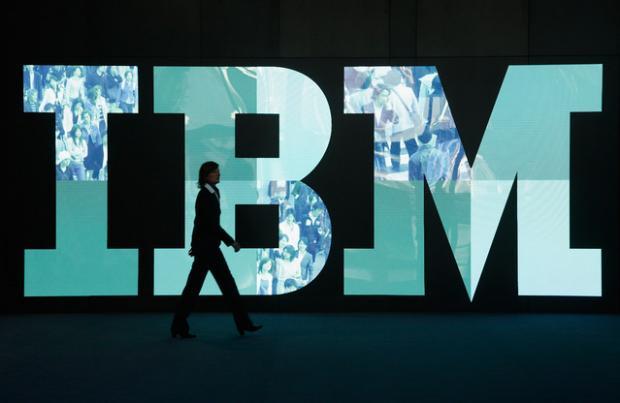 IBM没落的开始