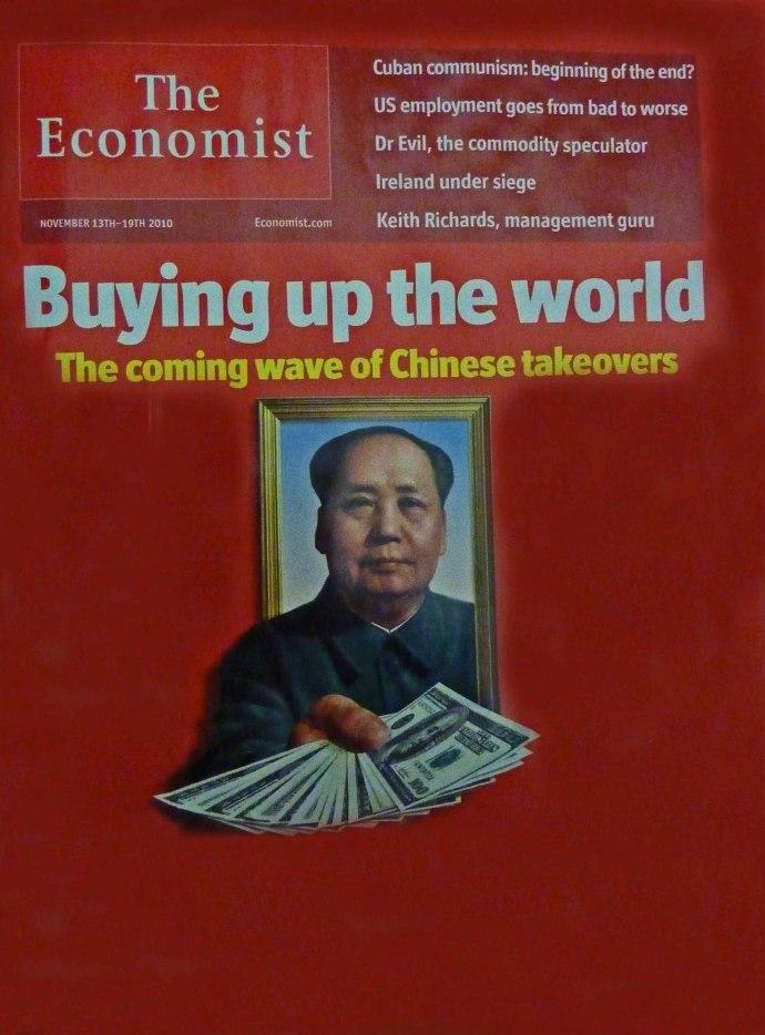 中国企业为什么走不出去?
