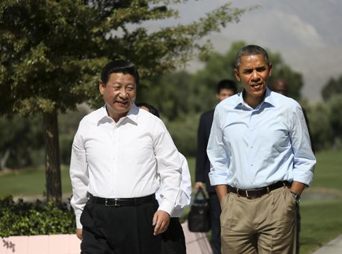 奥巴马为何对习近平称协助日本保卫钓鱼岛