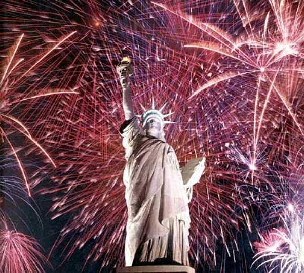 美国独立日,普世共庆时