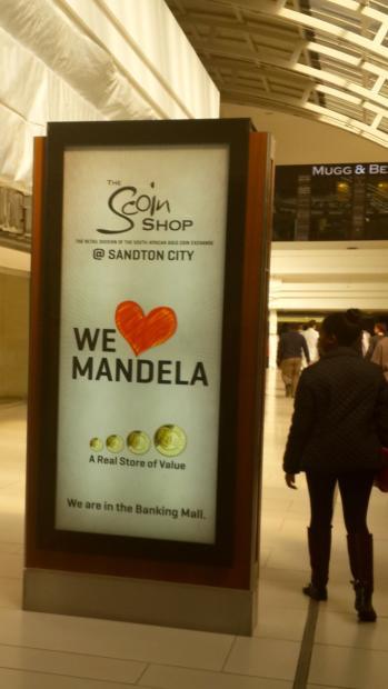 南非行之一 如果曼德拉走了
