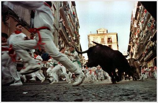 西班牙人的斗牛情缘