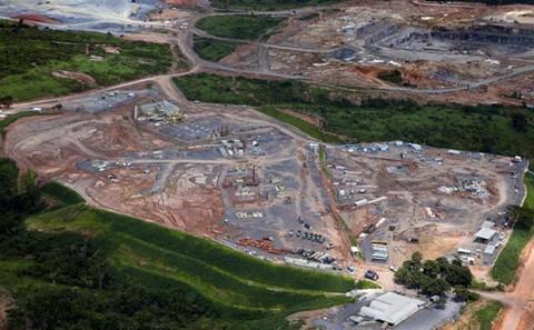 中国在亚马逊地区的环境印迹