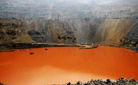 走进华东地区最大的露天铁矿